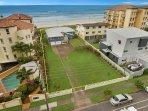 Beachfront house - absolute beachfront