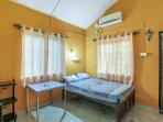 Representative bedroom