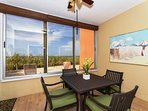 Lanai, right off the living room with spectacular view of the Gulf