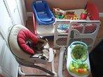 Child accommodations