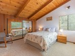 Seaclusion - Master Bedroom: Queen Bed