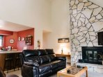 You will love the open concept in this townhouse.