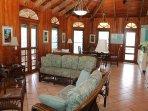 Great Room furnishings