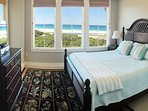 Wake up to these views in the second king master suite!