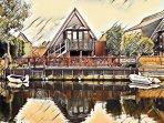 Duck's harbour