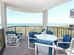 Duneridge Oceanfront Balcony