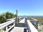 Duneridge Walkway to the beach