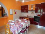 Spacious and bright country house with mountain views at 50 minutes from Rome