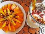 Exelent food