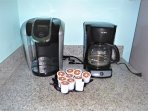 Wow! This Keurig coffee maker will sure make your mornings more delightful!