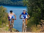 Discover the many natural beauties of Korcula Island by bike