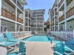 Your ideal beach vacation awaits you at Okaloosa Island in this 2-bedroom, 2-bathroom Fort Walton Beach vacation rental...