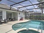 A Kissimmee fuga magica vi attende al 'di Minnie Florida Villa,' un 4 camere da letto affitto villa nella...