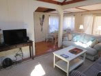 Flat Screen and WIFI - 130 Belmont Road West Harwich Cape Cod New England Vacation Rentals