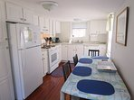Fully Equipped kitchen with dishwasher - 130 Belmont Road West Harwich Cape Cod New England Vacation Rentals