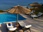 Beachfront Villa Rhodes