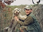 Truffle hunter Paolo and his dog Milli