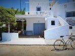 Boat House by the sea on Kanava Beach