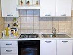 Cucina piano inferiore
