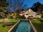 Spectacular European style estate in Montecito