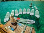 Chilloutboat y paddle surf