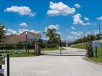 Gated community with secured access