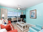 This unit has been updated and still has more updates on the way, enjoy the turquoise serenity of this unit while...