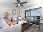 Contemporary, modern, UPSCALE condominium with views that will t