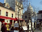 Place du Tertre is at 1 minute from the apartment