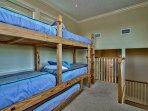 Second Floor - Bunk Room Loft Area