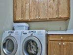 Villa Marseille - Laundry Room