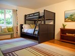 Guest Room #3: Bunk Room with Twin over Full Beds