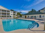 Equipped with 6 community pools, 6 hot tubs, and 6 kiddie pools, you and your travel companions will enjoy endless fun...