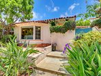 Casa Paloma: a Classic Spanish Revival tucked in a in peaceful, residential Mission Hills community