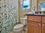 1st Floor - Full Bathroom