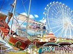 SkyRanch is perfect day out for couples and/or kids. Only 15min by car, jeepney or tricycle.
