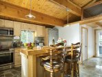 The kitchen is the heart of the home and this one doesn't disappoint!