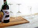 Welcome, do you like Chianti wine?