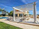4 bedroom Villa in Branqueira, Faro, Portugal : ref 5700355