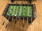 Foosball table.