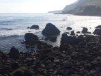 Beach 1 min away