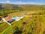 2 bedroom Villa in Motovun, Istria, Croatia : ref 2284331