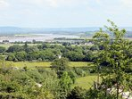 The River Severn from Pope's Hill