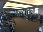 Sky Gym at Level 25