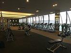 Luxury Sky Gym at Level 25