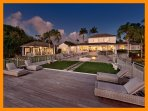 Luxury 5 Bedroom Villa with private pool overlooking the beautiful turquoise wat