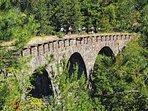 Parenzana bike trail starts at the village - image: trekkingbike com