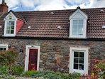 Thornbank Cottage in Coldingham.