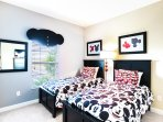 Mickey two twin room
