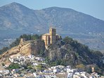 The historical Montefrio is only 7kms away....